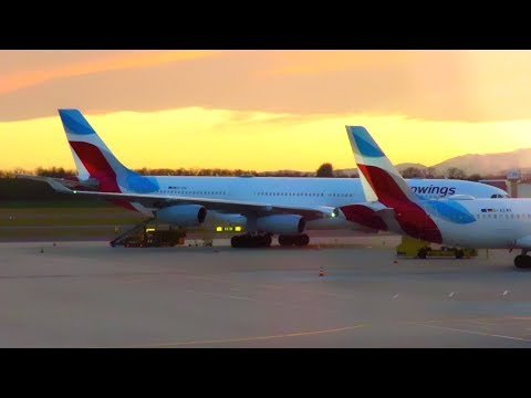 trip-report-|-new-eurowings-a340-300-(economy)-|-düsseldorf-to-vienna-|-opby-brussels-airlines