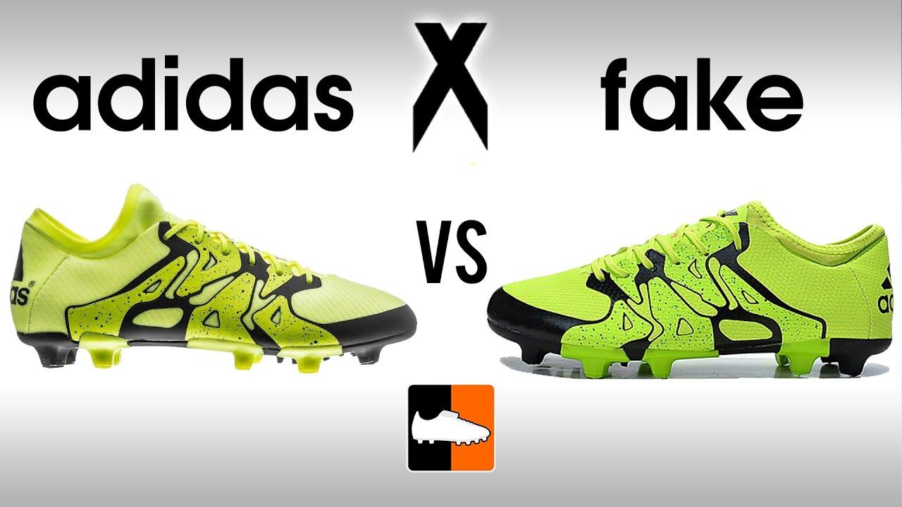 6bd2edd9db3 Fake vs. Real X15 - How to avoid buying Replica adidas X 15.1 Boots