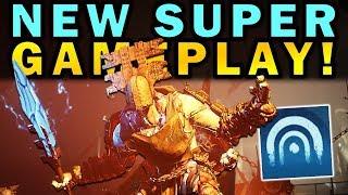 Destiny 2: NEW SUPERS GAMEPLAY! - New Lost Sectors! | Forsaken DLC