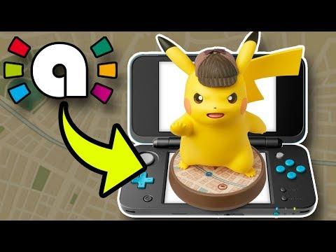 Detective Pikachu amiibo Functionality & SECRET Unlockables!