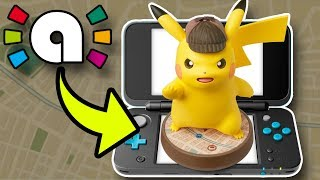 Detective Pikachu amiibo Functionality & SECRET Unlockables!