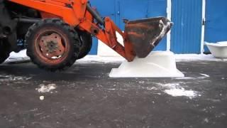 Краш -Тест Акриловой ванны Triton(, 2016-02-14T17:30:39.000Z)