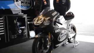 New 2014 Honda Moto3 Twin Exhaust Sound