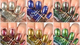 KBShimmer - Summer 2015 Part 3 | Swatch and Review
