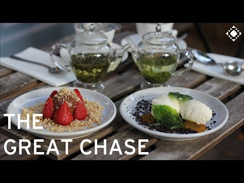 THE BEST NEW RESTAURANT IN LONDON? | THE GREAT CHASE