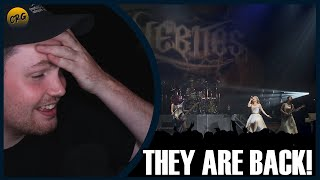 They Are INSANE Live! Case Reacts To Lovebites- Holy War (Live @ Zepp DiverCity Tokyo)