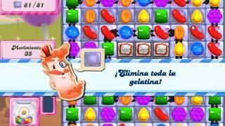 Candy Crush Saga - Nivel 659