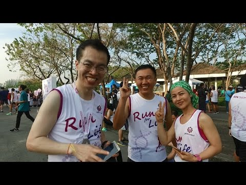 AEON Run For Life 2017