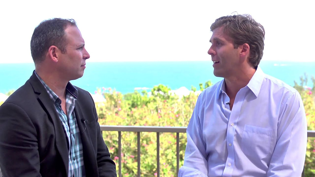 Global Fund Forum 2015 Hub Culture Bermuda with Alex Smith-Ryland, HedgeCoVest