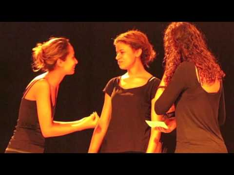 Workshop / Lalish Theaterlabor in Tangier