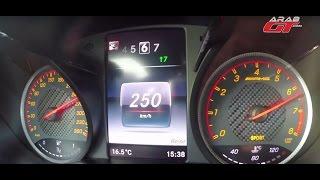 تسارع مرسيدس اي ام جي - جي تي ار 2017 Mercedes AMG GTR Acceleration