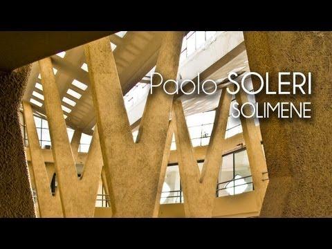 Paolo SOLERI - SOLIMENE Ceramic's Factory