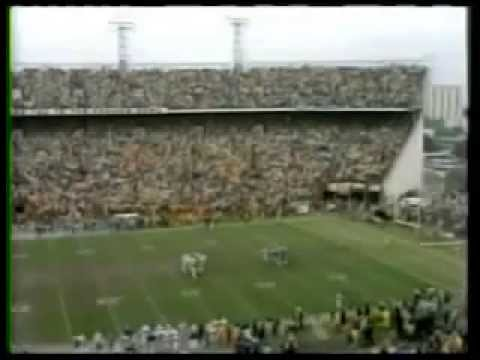 Seahawks @ Dolphins 1983 AFC Divisional Playoffs Finish