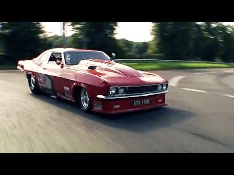Red Victor: Britain's Fastest Road Legal Car