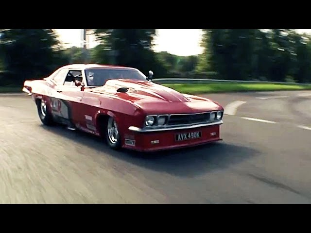 0-60 in under a second: Britain's Fastest Street Legal Car
