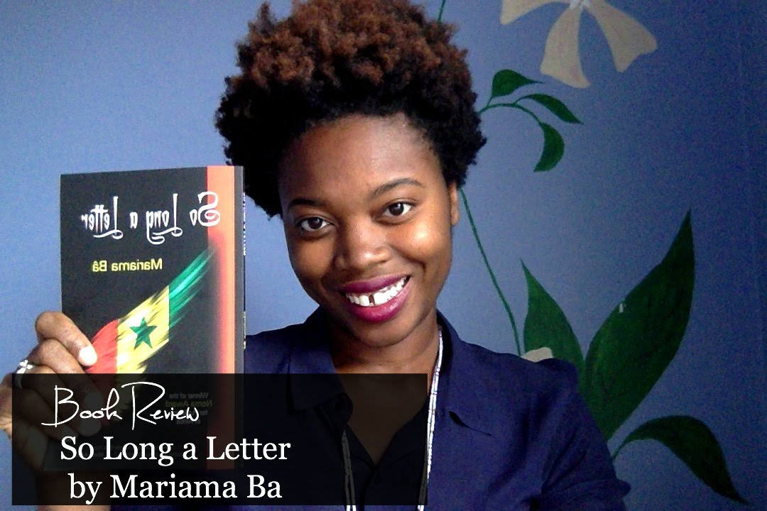so long a letter so a letter by mariama ba review 12908 | maxresdefault