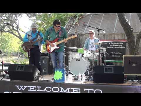 The Anthony Wright Band Live at Boho Bites 10-10-15 (1st set)