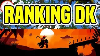 Ranking All The Donkey Kong Country Games!