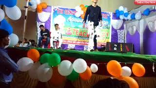 Teacher s, day gurukul dance class kochas