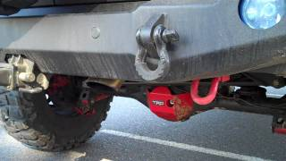 FJ Cruiser with Borla XR-1 Exhaust.. DAPURAK