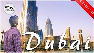 🌴 Local Experts: How To Spend A Day in Dubai | Dubai Spice souk | Dubai Burj Khalifa 2019 4K