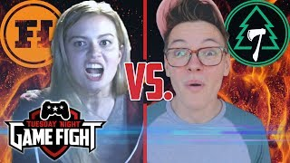 Tuesday Night Game Fight Ep. 1 - Funhaus Licks Sugar Pine 7 | Rooster Teeth