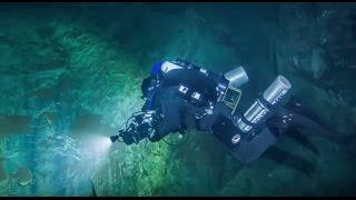 World's Deepest Known Underwater Cave Explored