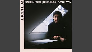 Nocturne No. 10 Op. 99 E minor, mi mineur, e-Moll
