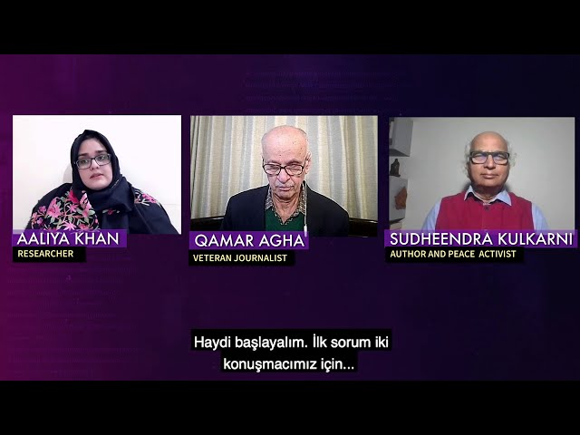 Broken Lives: Prominent Indian intellectuals discuss the grave human rights violations in Turkey