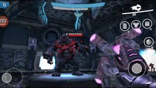 Nova legacy final boss plasma gun