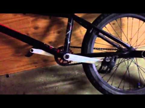 Profile BMX-GDH Cranks Review