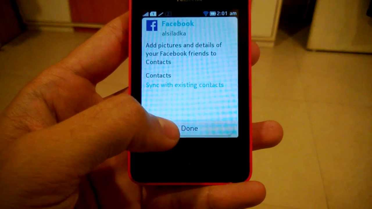 Nokia Asha 501 Keyboard, Music, Video - YouTube