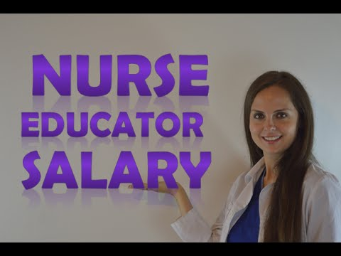 Nurse Educator Salary | How Much Money Does a Nursing Instructor Make?