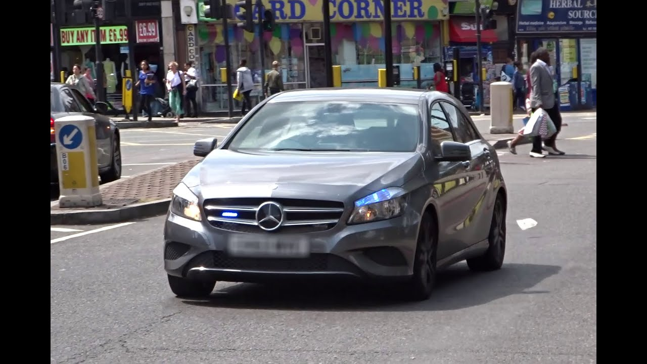 Undercover Police Cars Uk