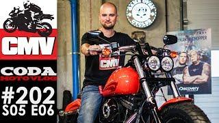 CMV#202: Game Over Cycles, customowe choppery - warsztaty - CODA MV