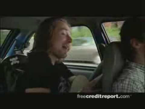 IN HD Free Credit Report.com New Car Commercial Ad (With Lyrics!)