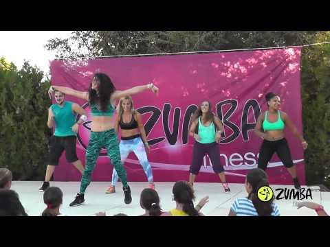 Master Class de Zumba® Fitness con ZJ Diana Serena en Martin de la Jara - Sevilla