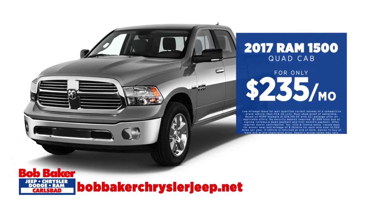 Marvelous Spring Clearance At Bob Baker Chrysler Jeep Dodge RAM
