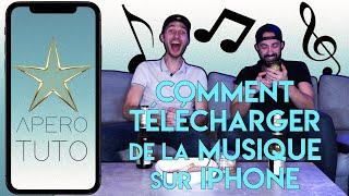 Comment Télécharger de la Musique avec l'iPhone - TUTO