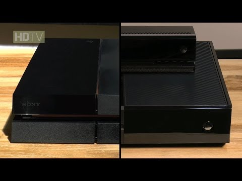 Special: Konsolenvergleich Playstation 4 Vs. Xbox One