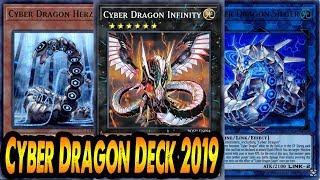 YGOPROCYBER DRAGON DECK 2019