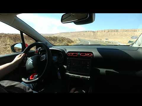 Essai de la C3 Aircross 110 ch avec Niko de boîtier rouge