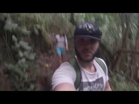 Ho'opi'i Falls Hike - Kauai, HI