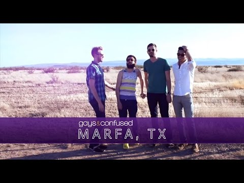 Gay Travel Guide to Marfa, TX