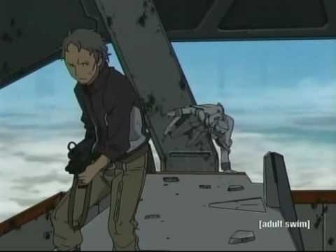 Eureka Seven the Final Fight, Eng. dubbed.