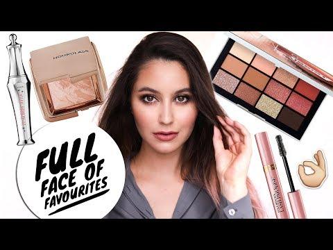 Full Face of Favourites - Makeup & Skincare | Karima McKimmie