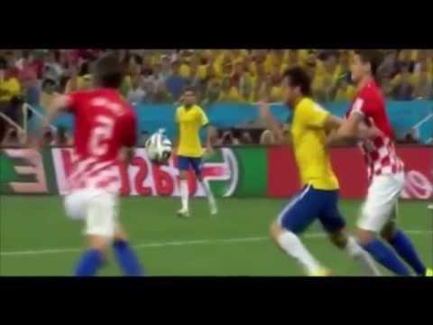 W cup Yuichi Nisimura Japanese Referee + Brazil VS Croatia