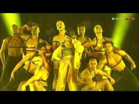 【HD完整版】2016-05-28 蔡依林 Jolin Tsai -《PLAY我呸》+《特務J》+《大藝術家》Live@M! COUNTDOWN in China 2016 亞洲強音盛典