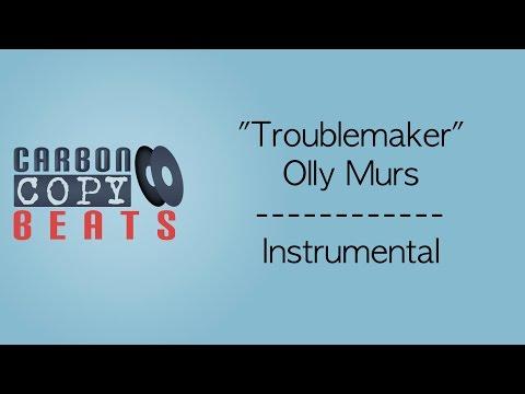Troublemaker - Instrumental / Karaoke (In The Style Of Olly Murs)