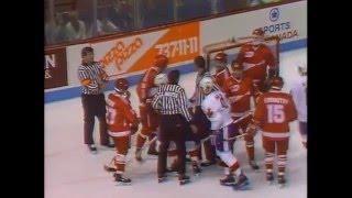 USSR - Canada - Кубок Канады 87, финал, Game 1